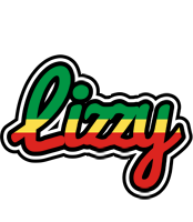 Lizzy african logo