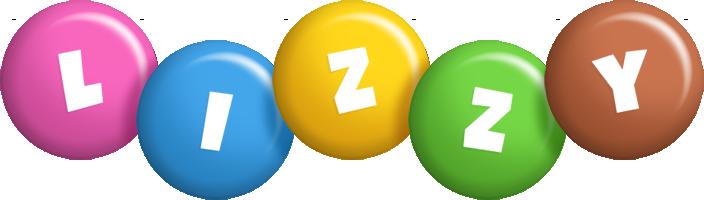 Lizzy candy logo