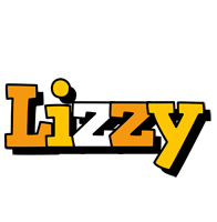 Lizzy cartoon logo