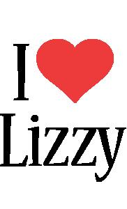 Lizzy i-love logo