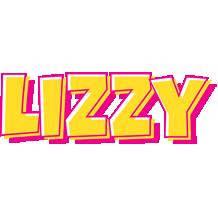 Lizzy kaboom logo
