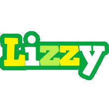 Lizzy soccer logo