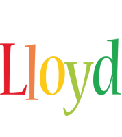 Lloyd birthday logo