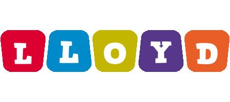 Lloyd kiddo logo