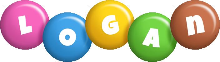 Logan candy logo