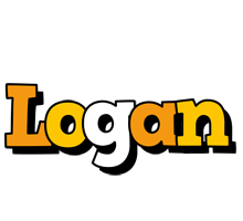 Logan cartoon logo