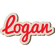 Logan chocolate logo