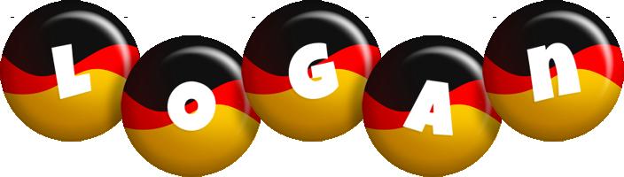 Logan german logo