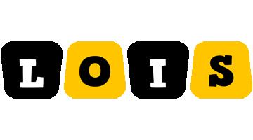 Lois boots logo