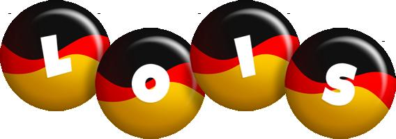 Lois german logo