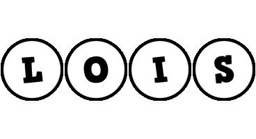 Lois handy logo