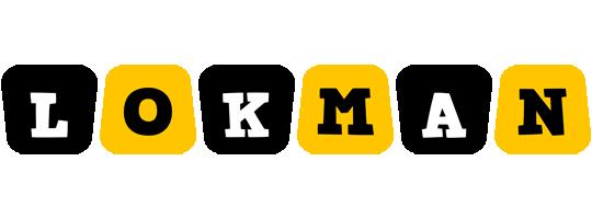 Lokman boots logo