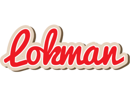 Lokman chocolate logo
