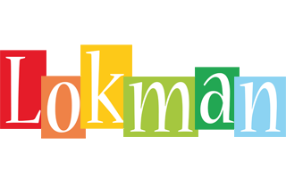 Lokman colors logo