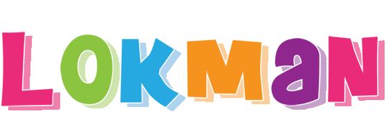 Lokman friday logo