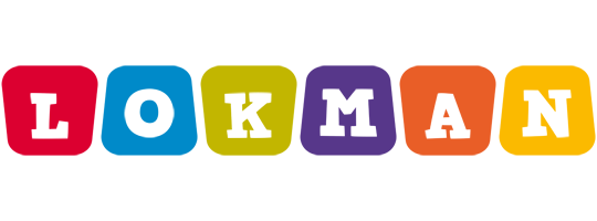 Lokman kiddo logo