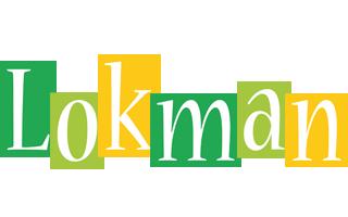 Lokman lemonade logo