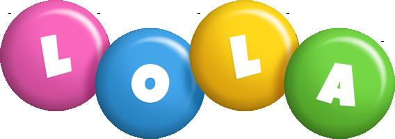 Lola candy logo