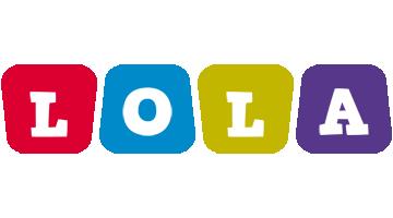 Lola daycare logo