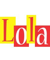Lola errors logo
