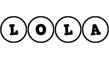 Lola handy logo