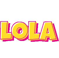 Lola kaboom logo