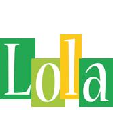 Lola lemonade logo