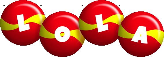 Lola spain logo