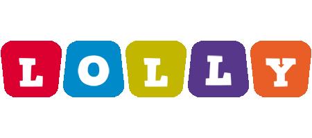 Lolly daycare logo