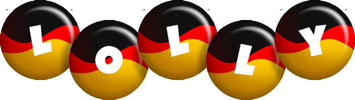 Lolly german logo