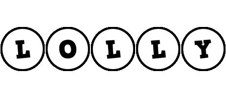 Lolly handy logo