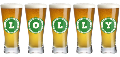 Lolly lager logo