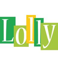 Lolly lemonade logo