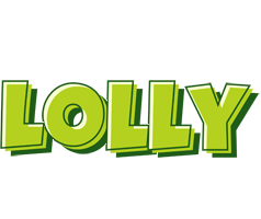 Lolly summer logo