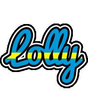 Lolly sweden logo