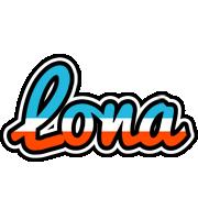 Lona america logo
