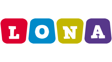Lona daycare logo