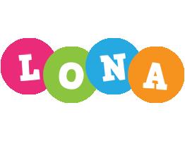 Lona friends logo