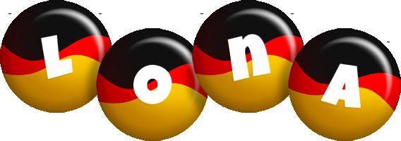 Lona german logo
