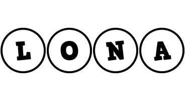 Lona handy logo