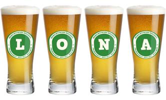 Lona lager logo