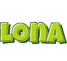 Lona summer logo