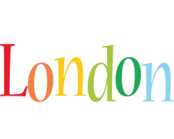 London birthday logo