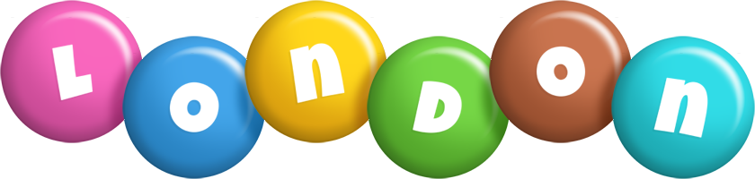 London candy logo