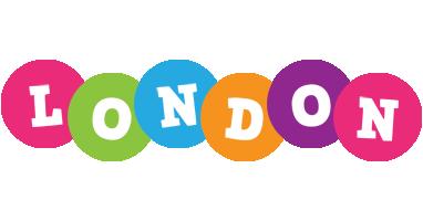 London friends logo