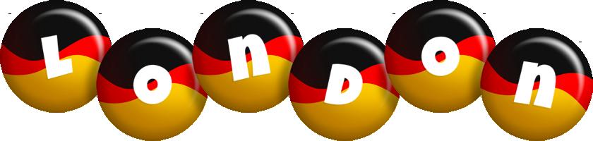 London german logo