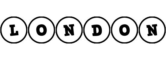 London handy logo