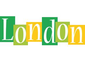 London lemonade logo