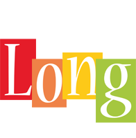 Long colors logo