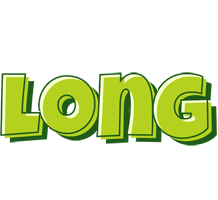 Long summer logo